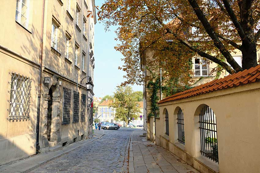 ワルシャワ_歴史地区