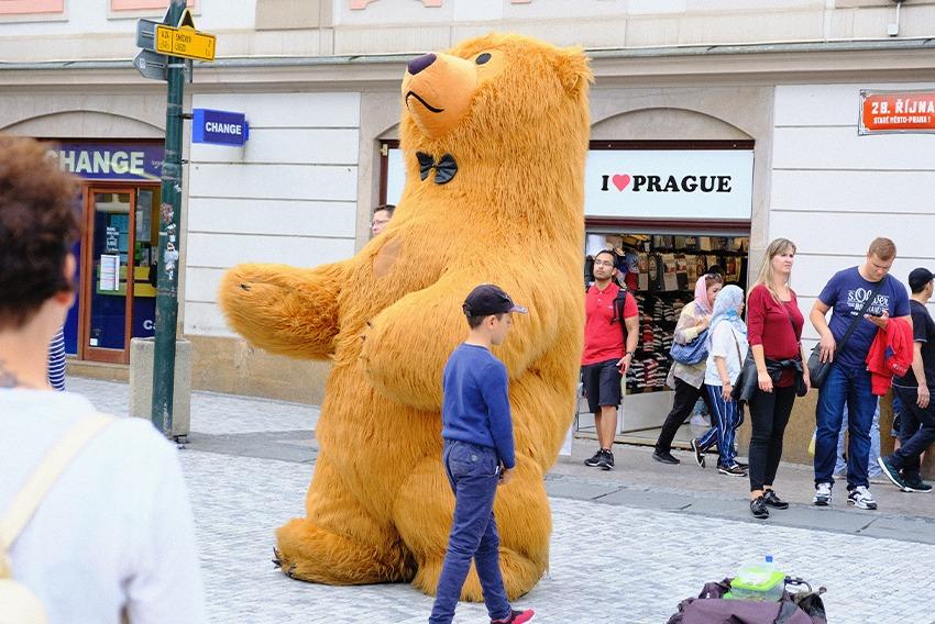 プラハ_街歩き